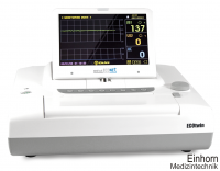 Fetal Monitor ECOtwin LCD, LCD-Display mit 2 Sonden